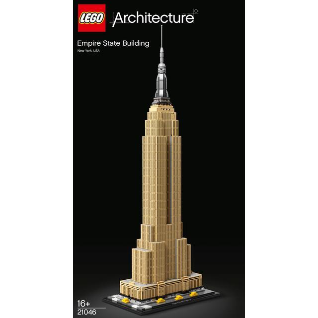 LEGO Empire State Building 21046 £71.99 or £60 (read info) @ Ocado