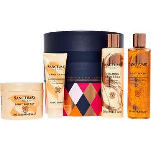SANCTUARY SPA Ultimate Indulgence Set 300ml £14.99 free c&c @ Tk Maxx
