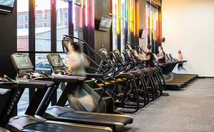 50% off on first month plus zero joining fee @ Pure Gym