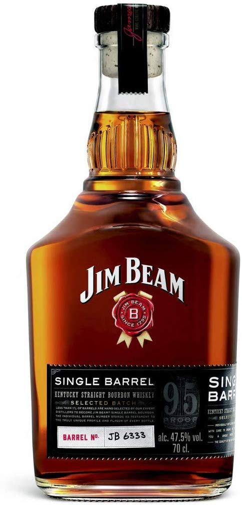 Jim Beam Single Barrel £30 at Amazon