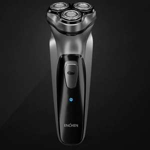 Smart Electric Shaver from Xiaomi youpin for £9.37 by using code @ Gearbest