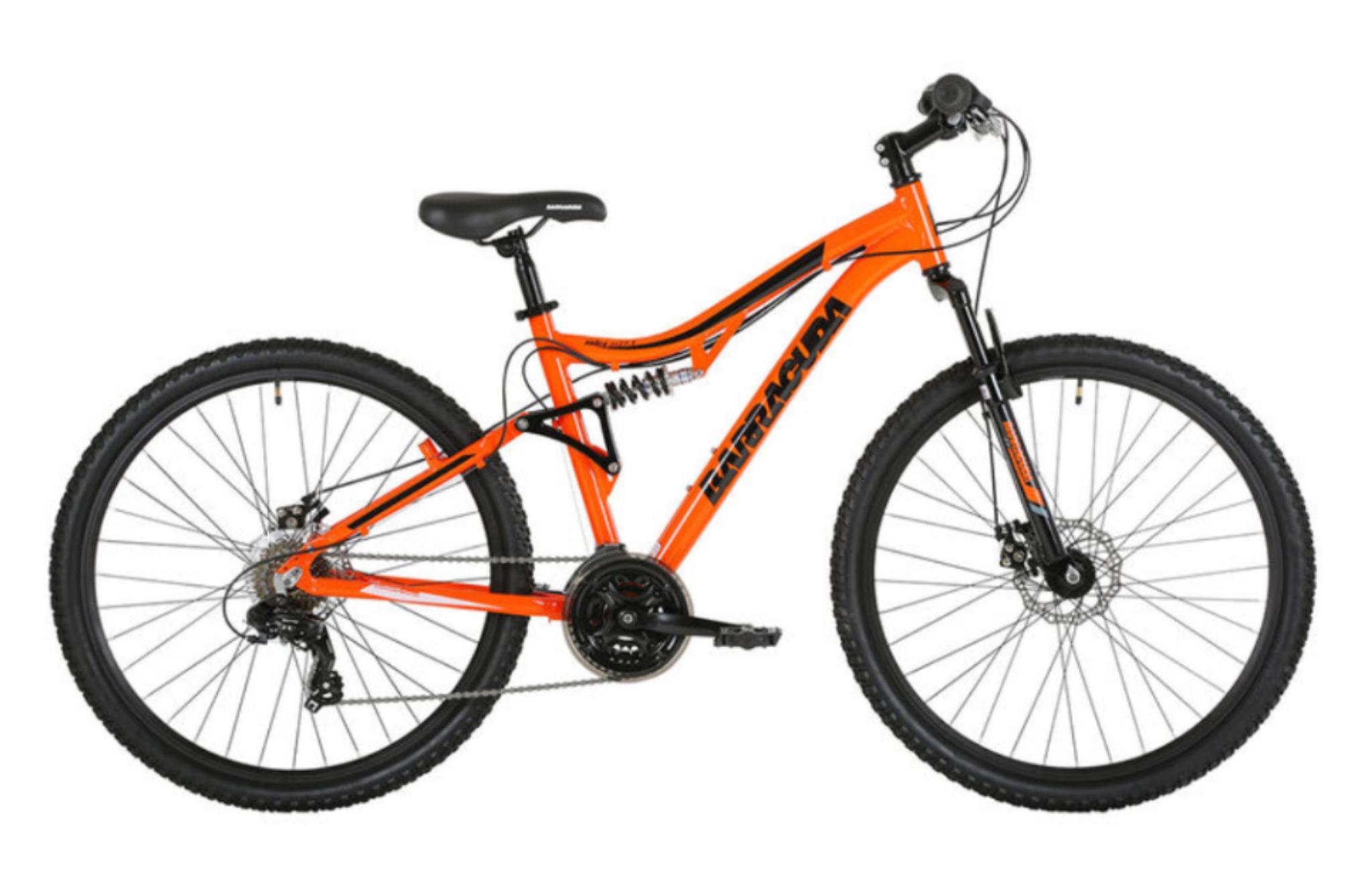 "Barracuda 27.5"" Draco DS Mountain Bike, Costco in store £191.98"