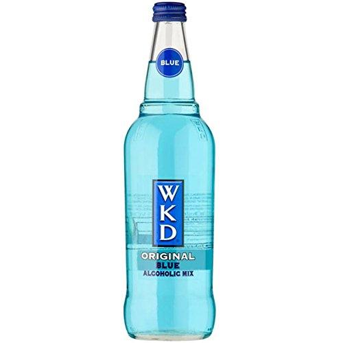 WKD Blue Vodka Mix 2 for £3 at Lidl Wigan, Darlington Street
