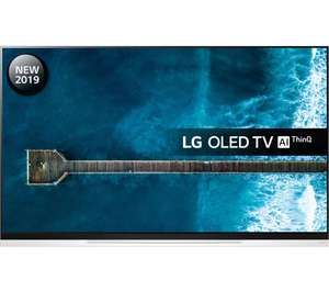 """LG OLED65E9PLA 65"""" Smart 4K Ultra HD HDR OLED TV with 18 months Free Sky Q / 6 months Spotify Premium £2674.99 using code @ Currys PCWorld"""
