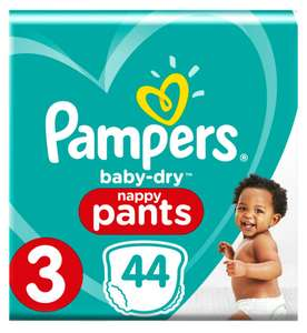 Pampers - Buy 1 get 1 free from Boots