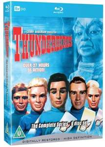 Thunderbirds: The Complete Collection on Blu Ray £20.36 @ Amazon