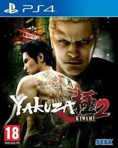 Yakuza Kiwami 2 (PS4) £19.99 Delivered @ Boss Deals via eBay