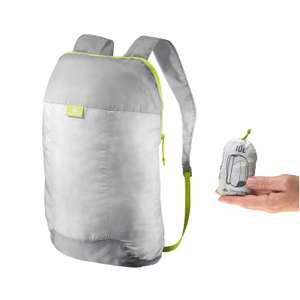 Quechua Ulta-Compact Backpack 10L (Various colours) £1.99 @ Decathlon (Free Click & Collect)