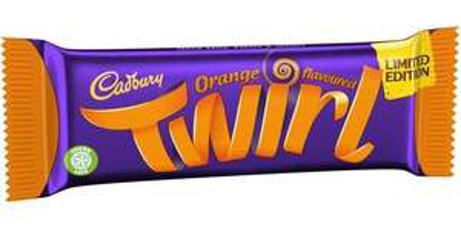 10 x Orange Twirl Direct from Cadbury, cheaper than ebay prices! £10.45 @ Cadburys