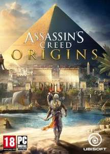 [Uplay] Assassin's Creed: Origins PC - £10.75 @ Instant Gaming