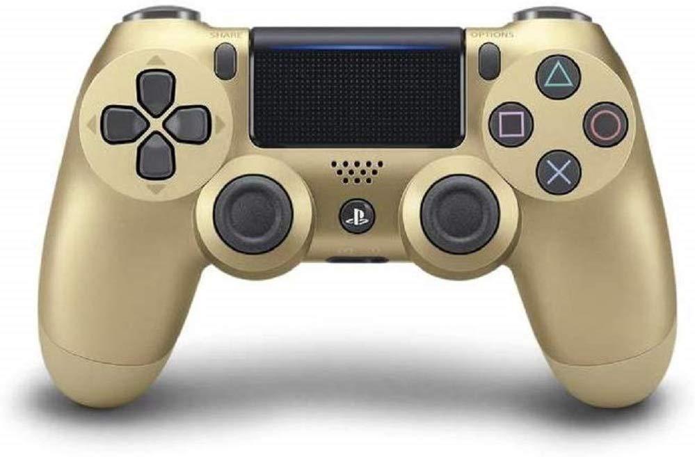 Sony PlayStation DualShock 4 Controller - Gold £40.99 @ Amazon