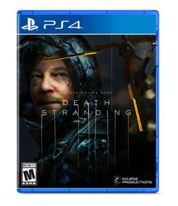 Death Stranding PS4 £43.65 pre order from TheGameCollection