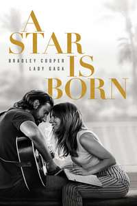 A Star Is Born (2018) 4k iTunes for £5.99