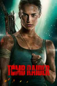 Tomb Raider (2018) (4K) £4.99 @ iTunes