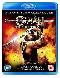 Conan the Destroyer Blu-ray - £3 - Asda Crawley