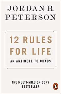 12 Rules for Life: An Antidote to Chaos £3.99 + £2.99 delivery Non Prime @ Amazon