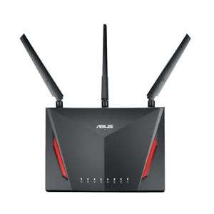 Asus RT-AC86U Dual-Band AC2900 Wireless Gigabit Router £113.41 (using code) @ CCL / Ebay