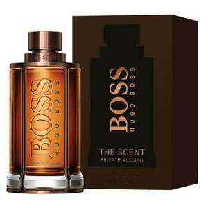 Hugo Boss Boss The Scent Private Accord Eau de Toilette 200ml Spray Boxed Sealed £49.95 Delivered @ perfume_shop_direct eBay