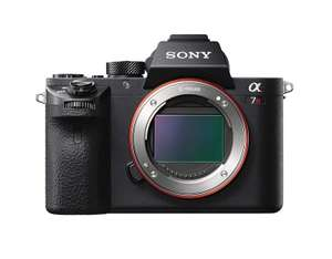 Sony ILCE7RM2 Full Frame Compact System Camera Body (42.4 MP, Bionz X Processing, 3.0 Inch Tiltable LCD, XGA OLED Tru-Finder) £1299 @ Amazon