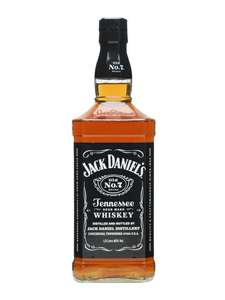 Jack Daniels Tennessee Whiskey Old No. 7, 1 litre £20 @ Amazon Pantry plus £3.99 postage per pantry order.