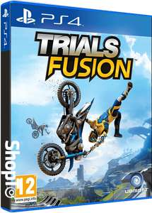 Trials Fusion - + DLC (Back in Stock) PS4 £7.85 @ ShopTo