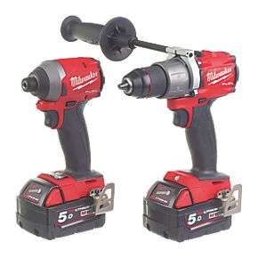 Latest Gen 3 fuel, milwaukee £369.99 @ screwfix