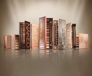 22% OFF URBAN DECAY PALETTES + EXTRA 5% @ Look Fantastic