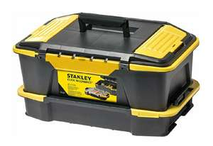 Stanley Click & Connect Toolbox £19.99 @ Very - £2 click and collect