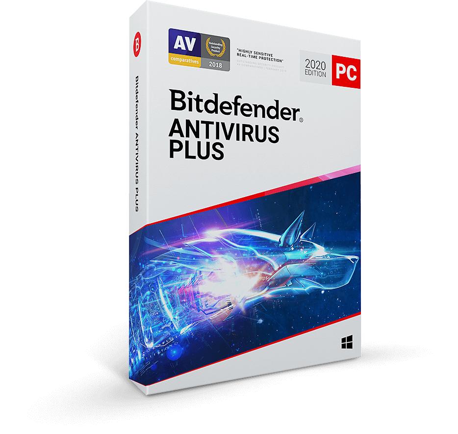 Bitdefender Plus 2020 £17.26 @ BitDefender