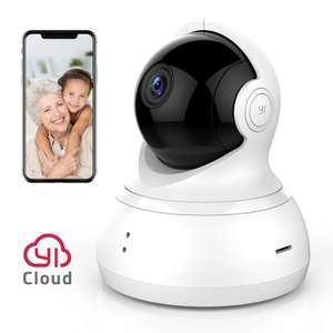 YI 720p white Dome Camera - £21.41 Sold by Seeverything, fullfilled by Amazon