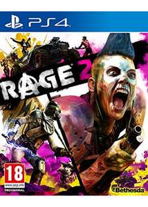 Rage 2 on PS4 only £15 instore @ Asda Hamilton