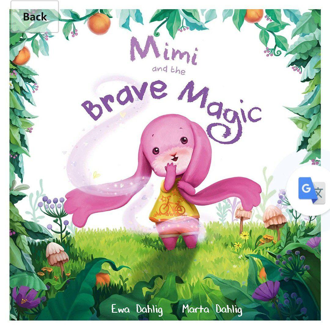 Mimi and the Brave Magic free on Amazon Kindle