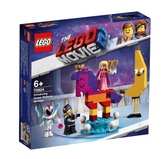 Lego movie 2 70824 - Queen Watevra Wa'Nabi £1.80 @ Asda Widnes