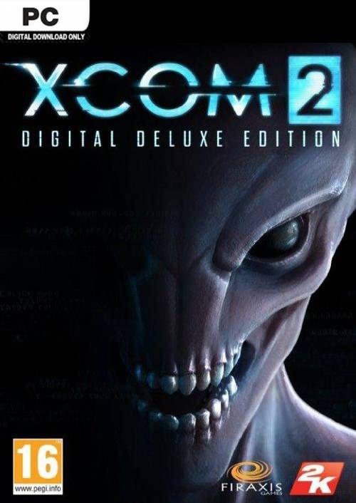 Xcom 2 digital deluxe edition PC £9.49 @ CD Keys