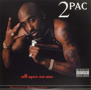 2Pac All Eyez on Me Double Vinyl £12.99 (+£4.49 NP) Delivered @ Amazon