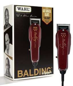 Wahl 5 Star Balding Clippers - £32.44 Delivered @ Amazon