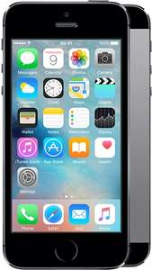 5GB Data sim on iPhone 5S unlim text & minutes on Vodafone £24 pm 24m (£7.50 pm after cashback) @ Mobile Phones Direct