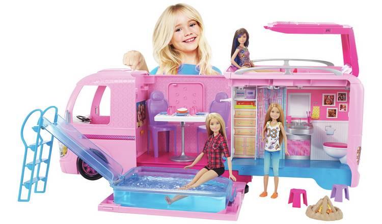 Barbie Dream Camper £60 @ Argos