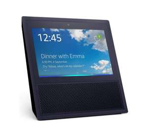 Certified Refurbished Echo Show (Previous Generation - 1st Gen) - Black £69.99 @ Amazon