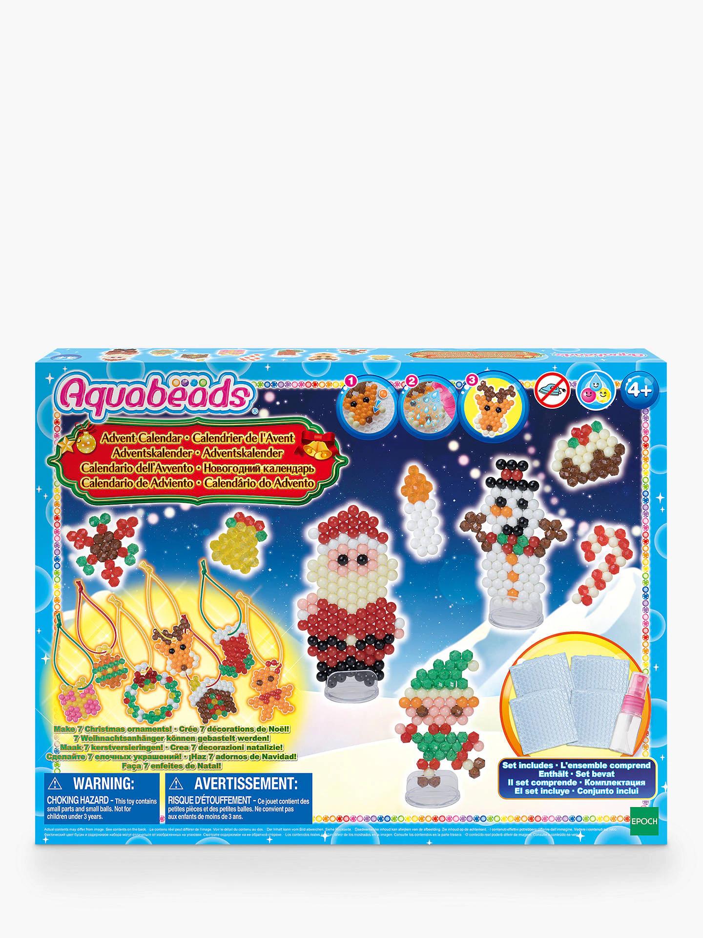 Aquabeads Advent Calendar £14.97 + £2 Click & Collect @ John Lewis & Partners