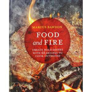 Food and Fire Book £4.27 at The Works (C&C)