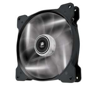 Corsair AF140 LED White Quiet Edition High Airflow 140mm Fan £6.99 / £10.48 Delivered @ Ebuyer