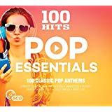 100 Hits: Pop Essentials [5CD Compiliation] + MP3 version - £2.99 @ Amazon Prime / Non-Prime (+£2.99)