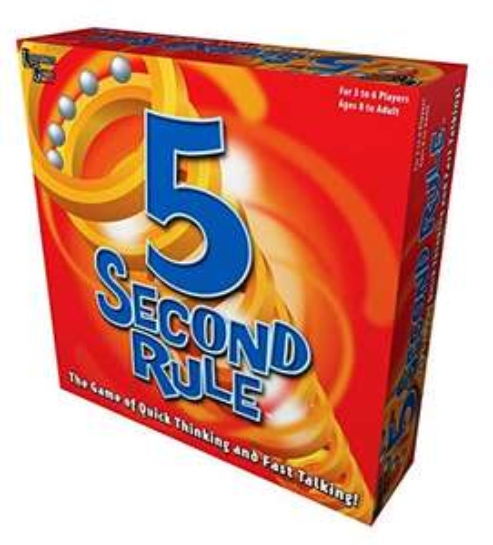 5 Second Rule Board Game £11.25 @ Argos