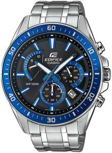 Casio Edifice Men's Watch EFR-552D-1A2VUEF @ Amazon Germany £70.89 delivered or £66.46 with a free fee card