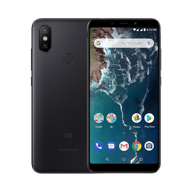 Xiaomi Mi A2 6gb / 128gb in Black £169 @ Xiaomi UK