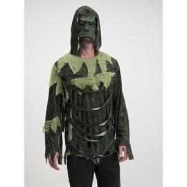 Adults Halloween Costumes - Green Zombie Costume - £6 @ Argos