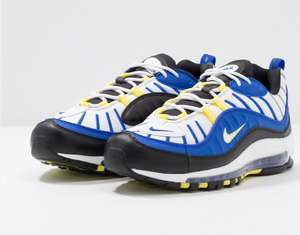 Nike Air Max 98 trainers now £69.59 sizes 5.5 up to 10.5 @ Zalando