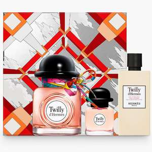 Twilly perfume sets on price match at John Lewis & Partners - £61.60