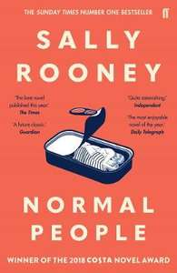 Normal People - Sally Rooney (Kindle) £1.29